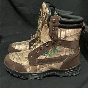 Itasca Big Buck boots. NWOT